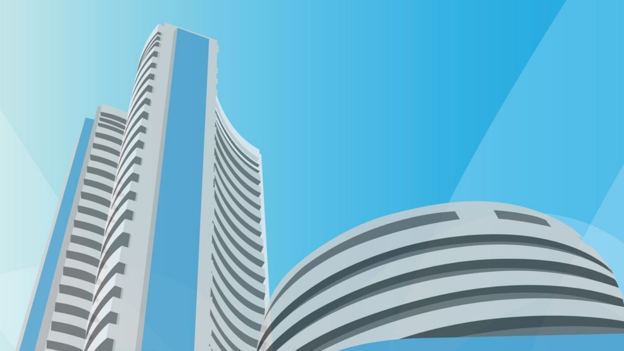 Sensex rises at the start of business, Nifty crosses 14,800 mark