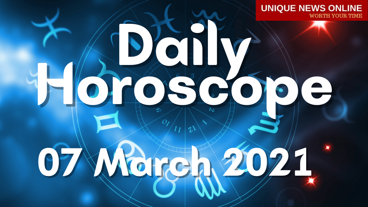 Daily Horoscope: 7 March 2021, Check astrological prediction for Aries, Leo, Cancer, Libra, Scorpio, Virgo, and other Zodiac Signs