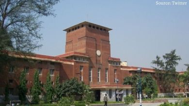 Delhi University teachers strike to protest against non-payment of salary