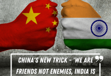 China's new Trick - 'We are Friends, not Enemies, India is responsible for the Stress' - Wang Yi
