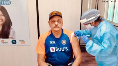 Indian coach Ravi Shastri got Coronavirus vaccine, such reviews found on Twitter #RaviShastri