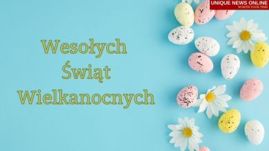 Happy Easter 2021 Wishes in Polish, Images, Messages, Greetings, and Quotes to share on Easter Sunday