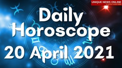 Daily Horoscope: 20 April 2021, Check astrological prediction for Aries, Leo, Cancer, Libra, Scorpio, Virgo, and other Zodiac Signs #DailyHoroscope