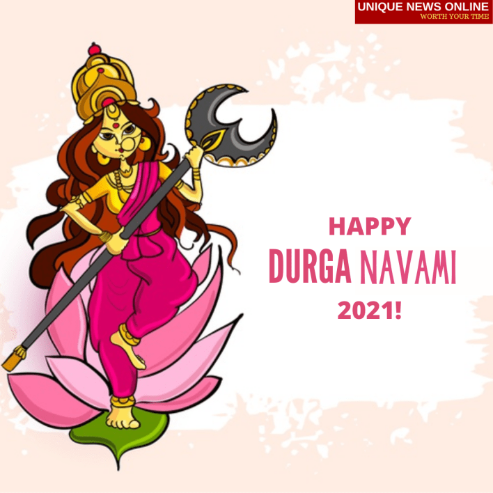 Happy Durga Navami 2021!