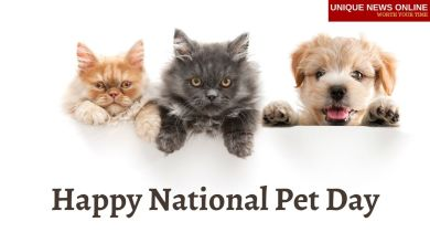 Happy National Pet Day 2021 Wishes, Messages, Greetings, Quotes, and Images