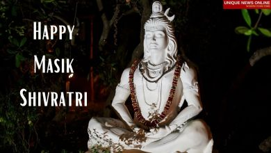 Happy Masik Shivratri 2021 Wishes, Messages, Greetings, Quotes, and Images