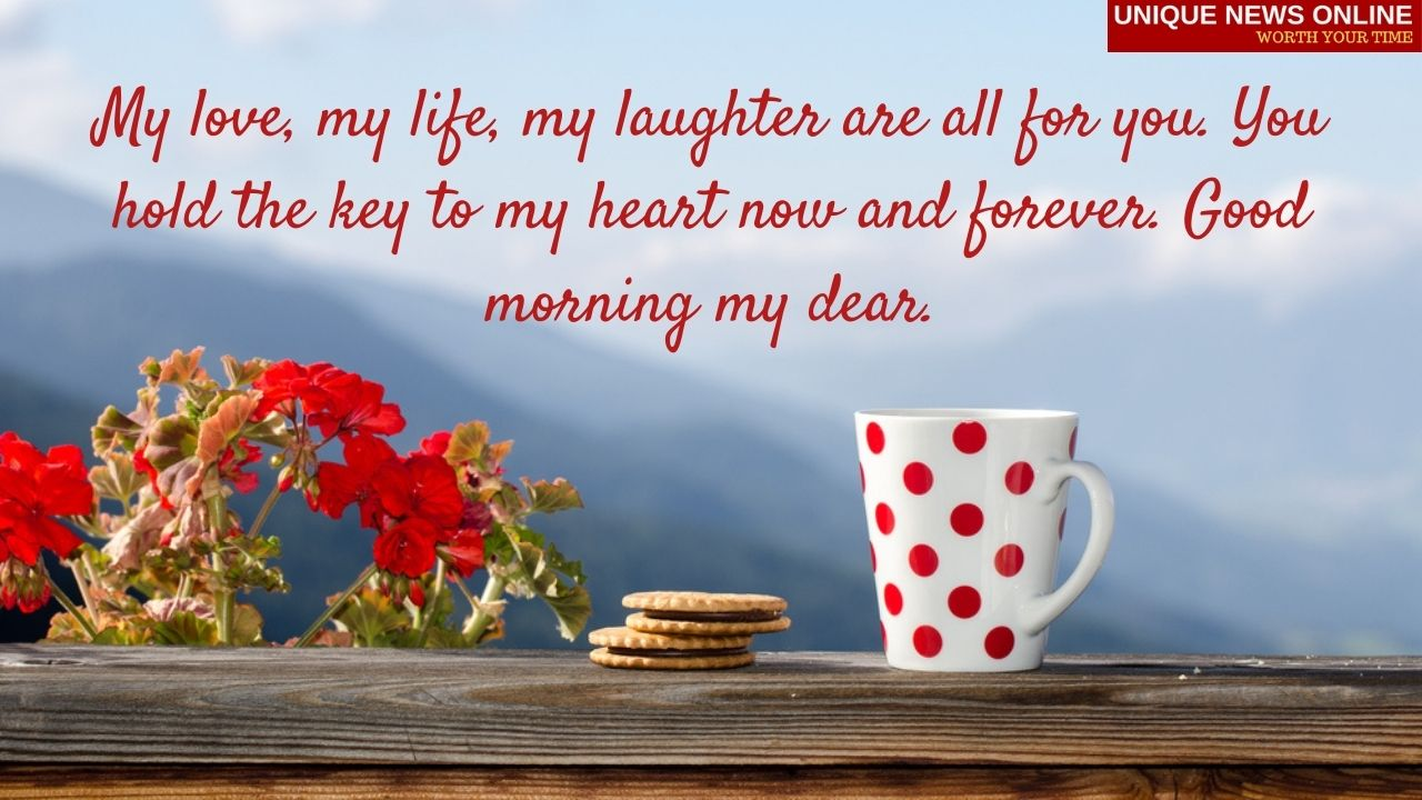 70+ Sweet Good Morning Love Messages, and Quotes for Him
