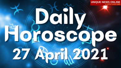 Daily Horoscope: 27 April 2021, Check astrological prediction for Aries, Leo, Cancer, Libra, Scorpio, Virgo, and other Zodiac Signs #DailyHoroscope