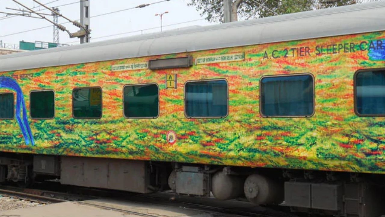 Complete list of Duronto Express trains, check times, routes, and fares