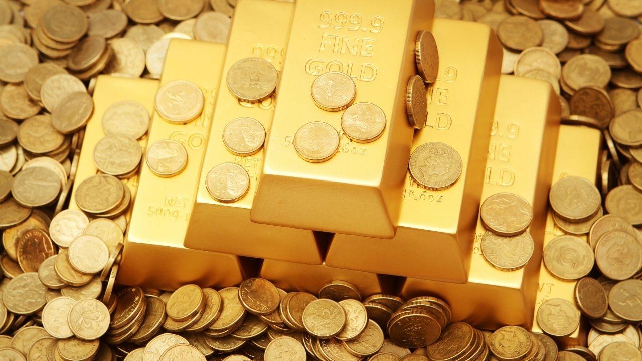 सोन्याची किंमत: सोनं फक्त दोन दिवसात 1700 रुपयांनी स्वस्त झालं, जाणून घ्या 10 ग्रॅम सोन्याचे दर त्वरित