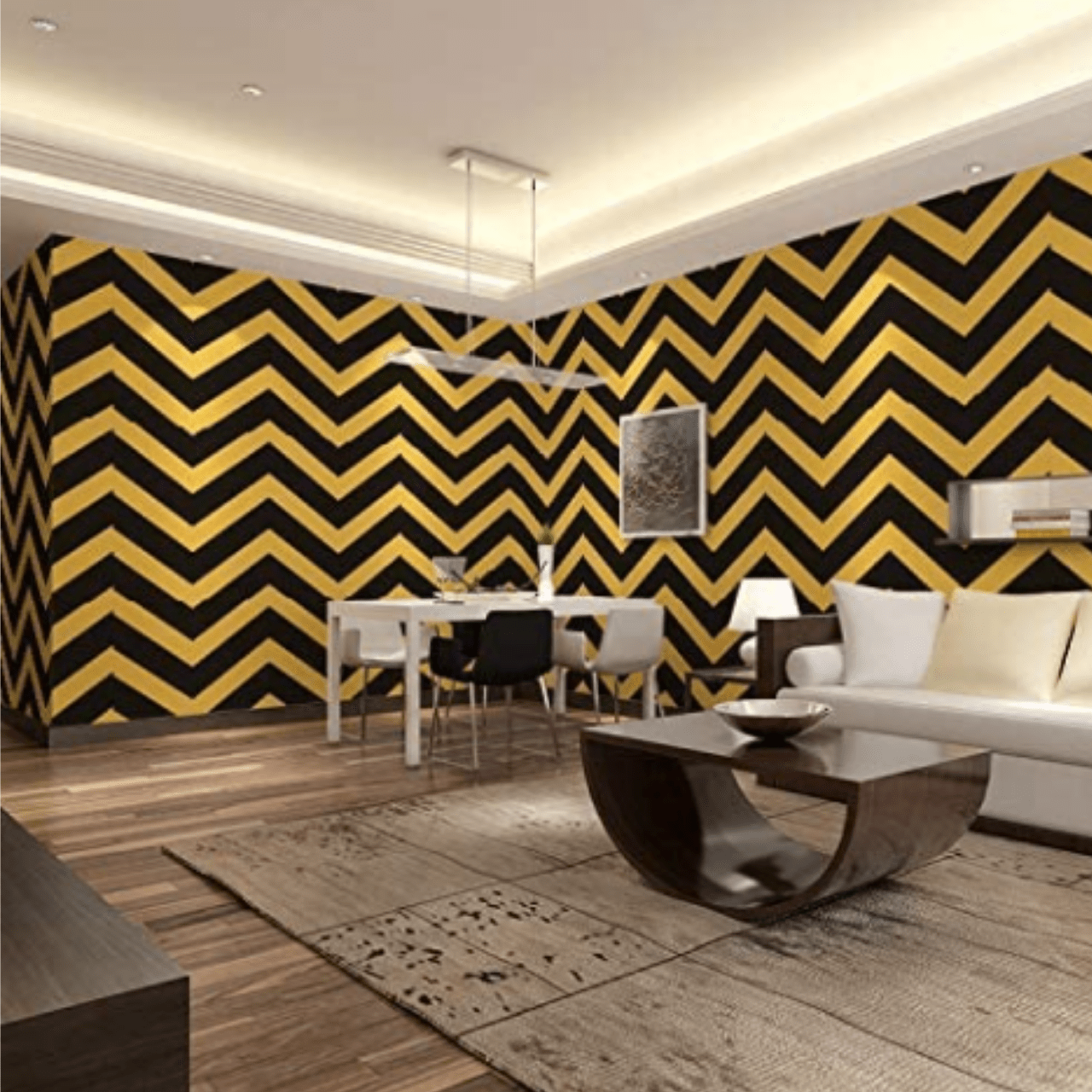 How to Upgrade Your Home Office With Wallpaper