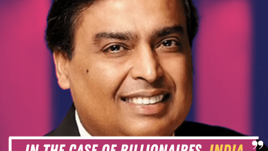 In the case of billionaires, India ranks third in the world, Mukesh Ambani overtook Jack Ma