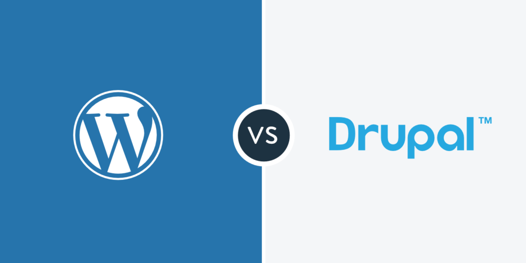 WordPress vs. Drupal — Which CMS Is Best for You?