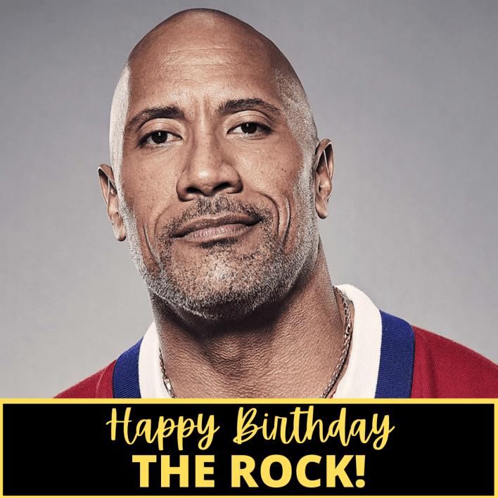 Happy Birthday Dwayne Johnson Sir!