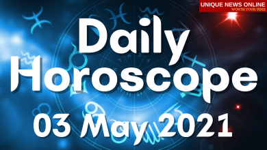 Daily Horoscope: 3 May 2021, Check astrological prediction for Aries, Leo, Cancer, Libra, Scorpio, Virgo, and other Zodiac Signs #DailyHoroscope