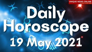 Daily Horoscope: 19 May 2021, Check astrological prediction for Aries, Leo, Cancer, Libra, Scorpio, Virgo, and other Zodiac Signs #DailyHoroscope