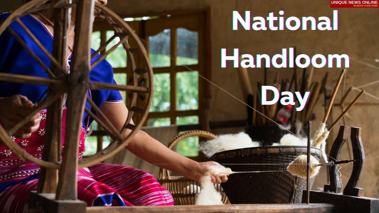 राष्ट्रीय हातमाग दिवस 2021 थीम, कोट्स, पोस्टर, शुभेच्छा, एचडी प्रतिमा आणि शेअर करण्यासाठी संदेश