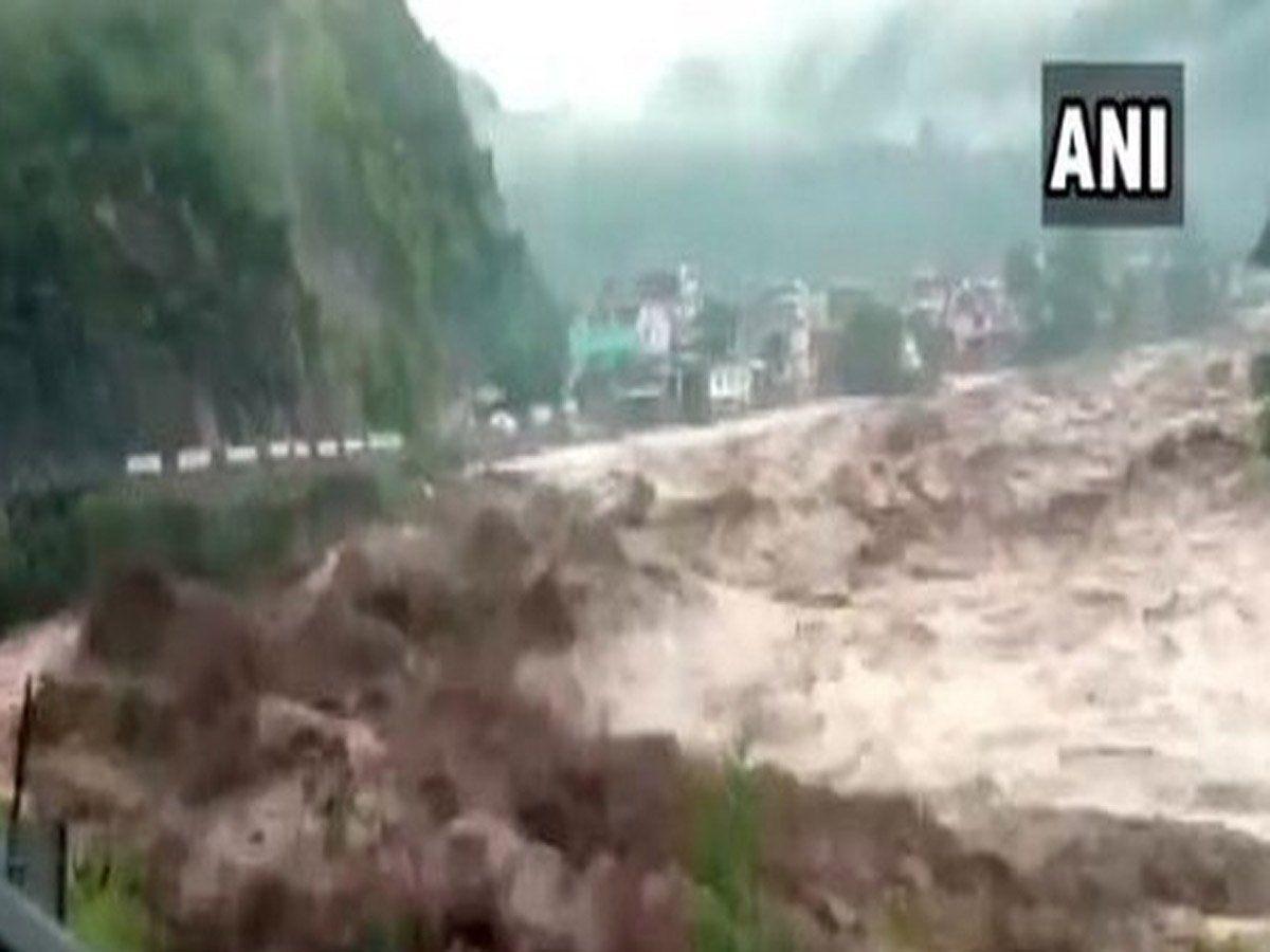 Kishtwar Cloud Burst: Cloudburst in Jammu and Kashmir's Kishtwar, 4 dead, 40 missing