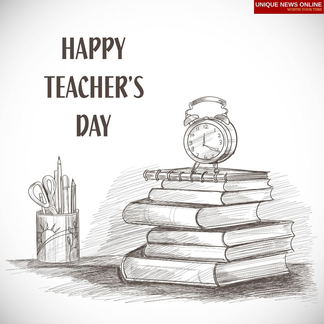 Happy Teachers' Day: 99+ Best Wishes, Quotes and Images in Chemistry style for your Chemistry teacher