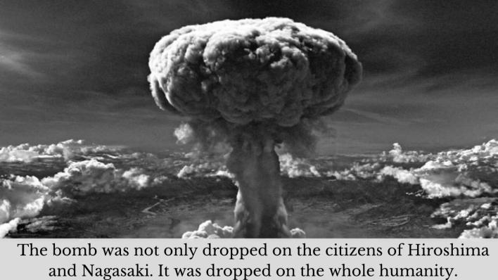 Hiroshima and Nagasaki Day 2021