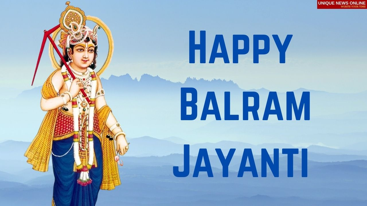 Balram Jayanti 2021 Wishes, Quotes, Images, Messages, Greetings, and Messages to greet anyone