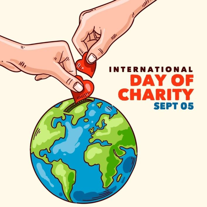 International Day of Charity Quotes
