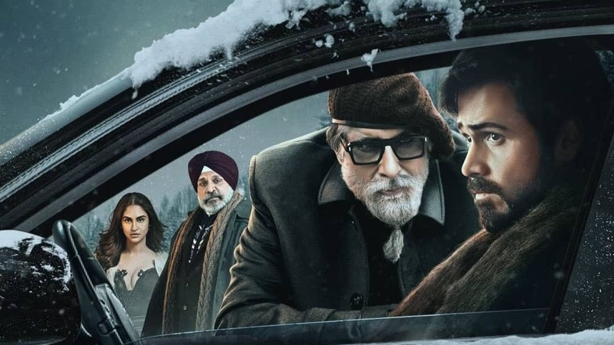 Chehre: Amitabh Bachchan and Emraan Hashmi starring leaked in 720p HD for Free Download on Filmywap, and 123mkv