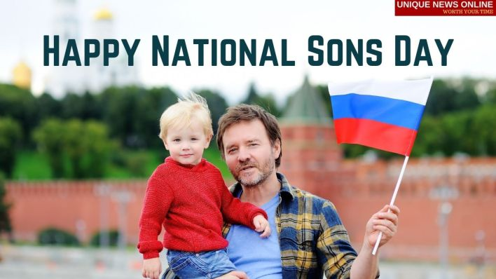 National Sons Day Quotes