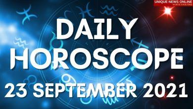 Daily Horoscope: 23 September 2021, Check astrological prediction for Aries, Leo, Cancer, Libra, Scorpio, Virgo, and other Zodiac Signs #DailyHoroscope