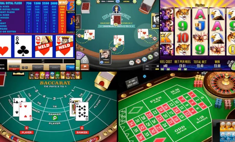 Brief Light on Malaysia Online Casino Business