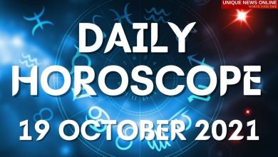 Daily Horoscope: 19 October 2021, Check astrological prediction for Aries, Leo, Cancer, Libra, Scorpio, Virgo, and other Zodiac Signs #DailyHoroscope