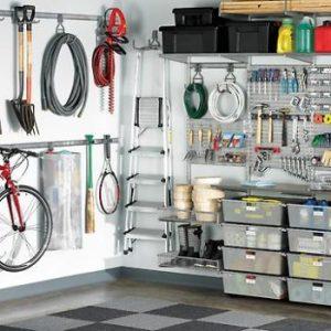 Discover Garage Organization