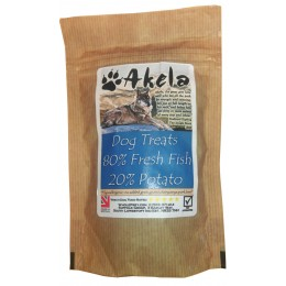 Akela fish treats