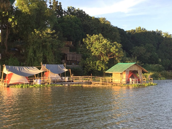 Camping grounds in the Philippines