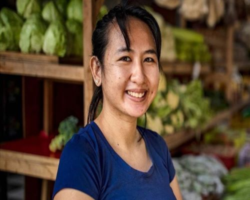 Patricia non the first Filipino who established community pantry