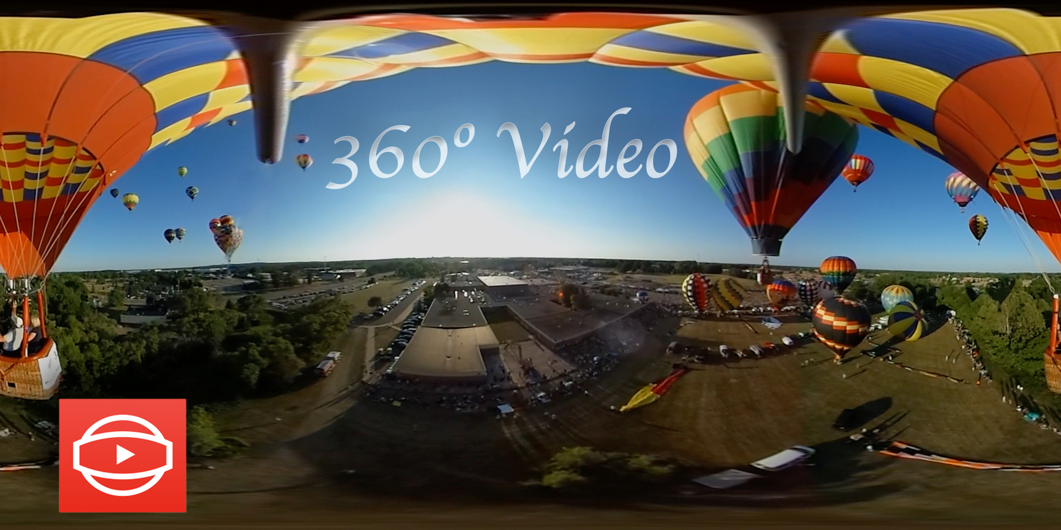 A New 360 VR video has been added to Vimeo