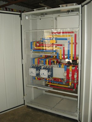 Automatic & Synchronizing Panel for gensets   Specialized Electrical and Industrial Panels from UPC