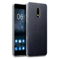 Terrapin Διάφανη Θήκη Σιλικόνης Nokia 6 - Clear (118-001-229)