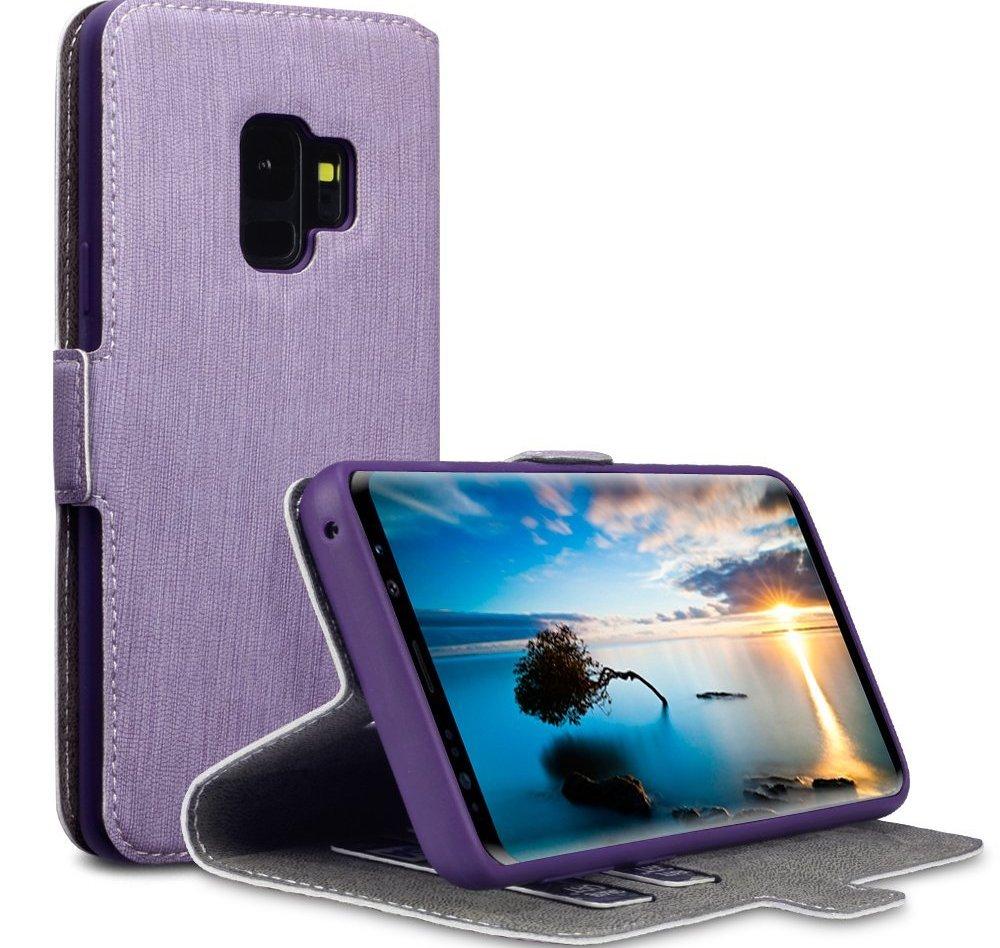 Terrapin Θήκη - Πορτοφόλι Samsung Galaxy S9 - Purple (117-002a-029)