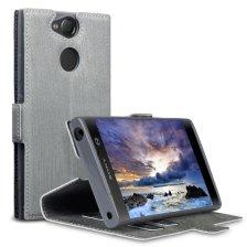 Terrapin Θήκη Πορτοφόλι Sony Xperia XA2 - Grey (117-005-578)