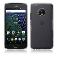Terrapin Διάφανη Θήκη Σιλικόνης Motorola Moto G5 Plus (118-003-034)