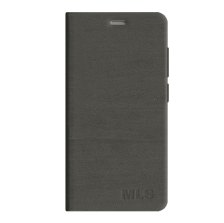 Flip Θήκη MLS MX 4G + Protective Film - Grey (32.ML.500.062)