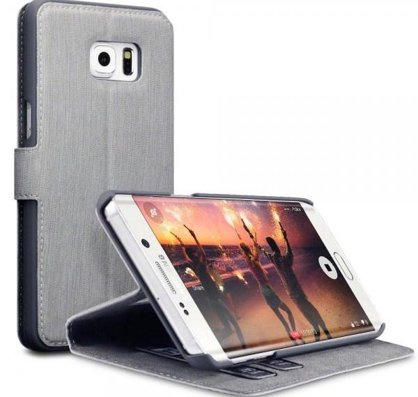 Θήκη Samsung Galaxy S6 Edge Plus - Πορτοφόλι by Covert (117-002-851)