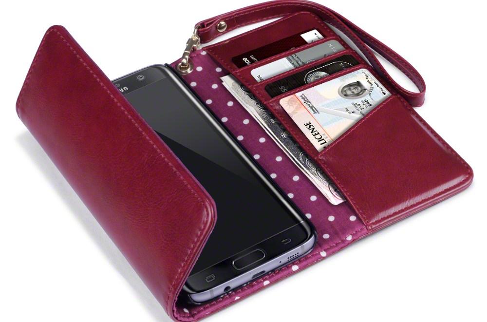 Terrapin Θήκη Samsung Galaxy S7 Edge - Πορτοφόλι (117-002-886)