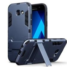 Terrapin Ανθεκτική Θήκη με Stand Samsung Galaxy A5 2017 - Dark Blue (131-002-042)