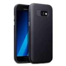 Terrapin Θήκη Σιλικόνης Samsung Galaxy A5 2017 με PC Bumper - Black (136-002-050)