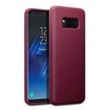 Terrapin Θήκη Σιλικόνης Samsung Galaxy S8 - Red Matte (118-002-610)