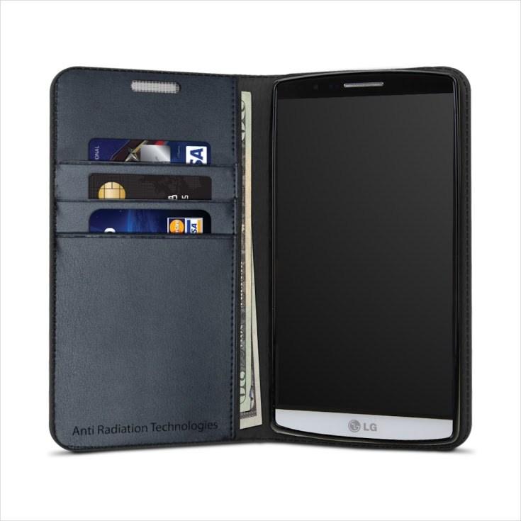 Vest Θήκη Anti-Radiation LG G4 - Πορτοφόλι (VST115044)
