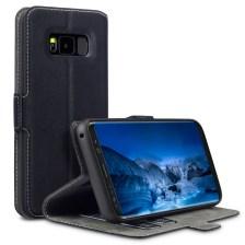 Terrapin Θήκη - Πορτοφόλι Samsung Galaxy S8 - Black (117-002-948)