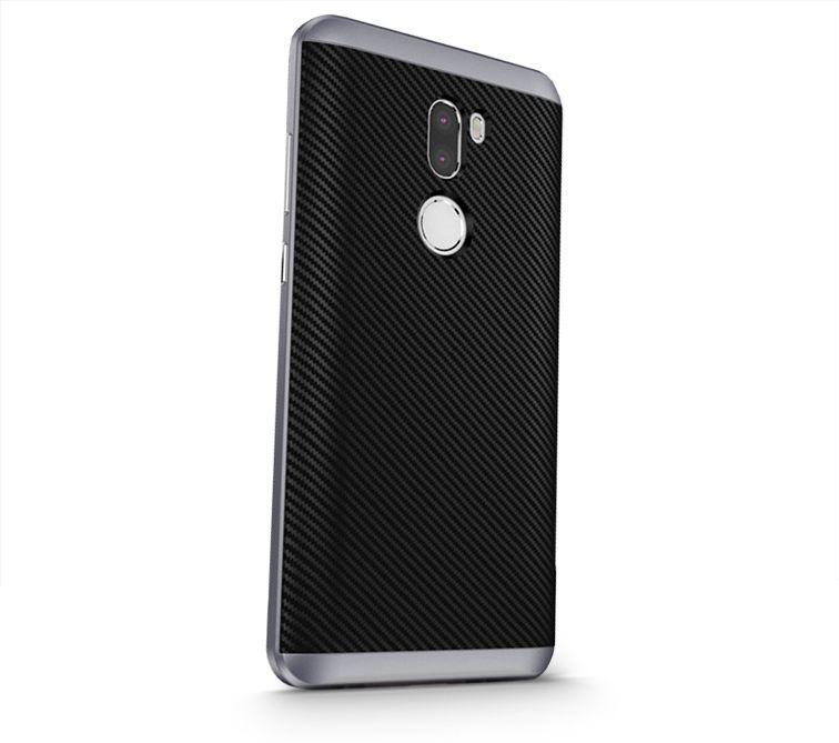 Ucase Θήκη Carbon Frame Xiaomi Mi 5s Plus - Grey (9173)